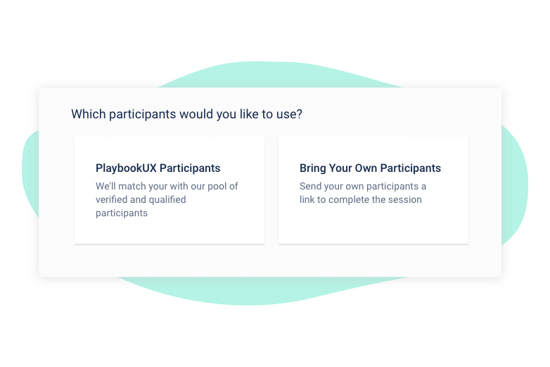 Bring My Participants to UX Research